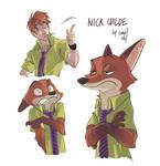 My Nick...