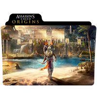 Assassin's Creed Origins by SpideyMaster661