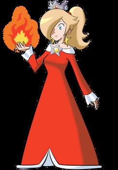 Fireprincess Rosalina