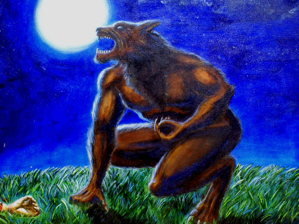 Werewolf by Night by valoliveira