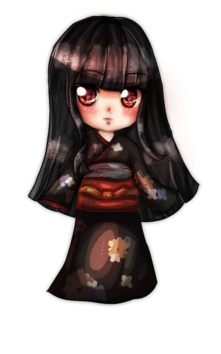 .hell girl. by yunaachan