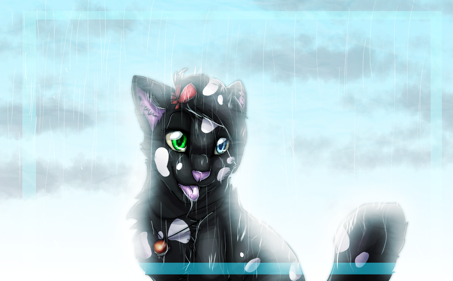 I don't care what the weatherman said... by yunaachan