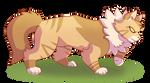 [Warrior Cats-tober] Sandstorm by mechafeline