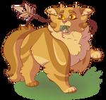 [Warrior Cats-tober] Mothwing by mechafeline