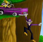 Mario Kart Double.. Crash
