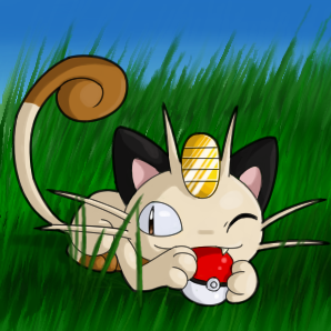 Meowth, that's right. by Sklavenbrause