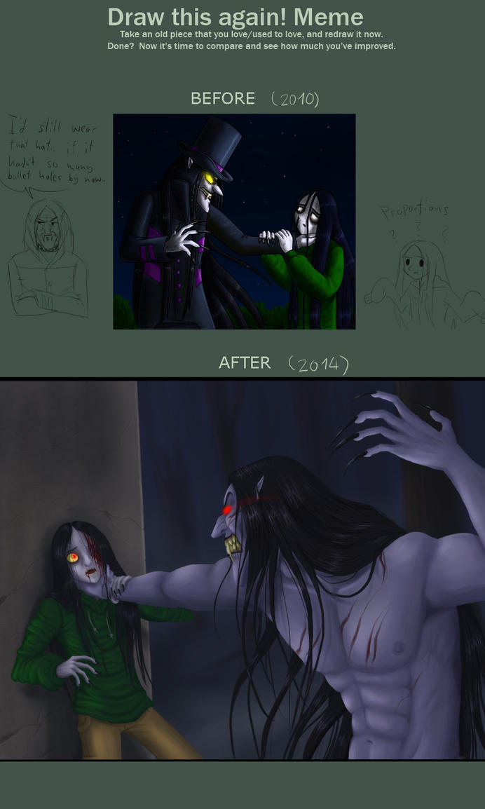 Draw this again! - Meme by Sklavenbrause