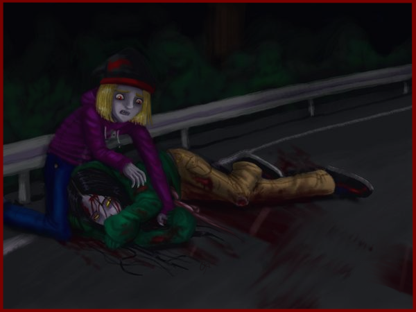 Hang In There, Friend -graphic!- by Sklavenbrause