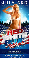 Red White Blue Affair
