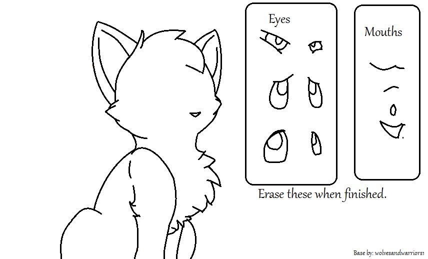 Warrior Cat Profile Maker