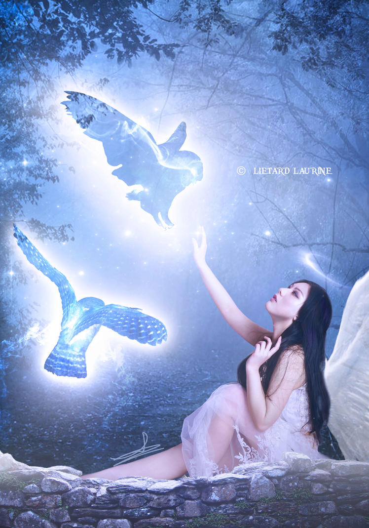 Spirits are mine by Valeendra