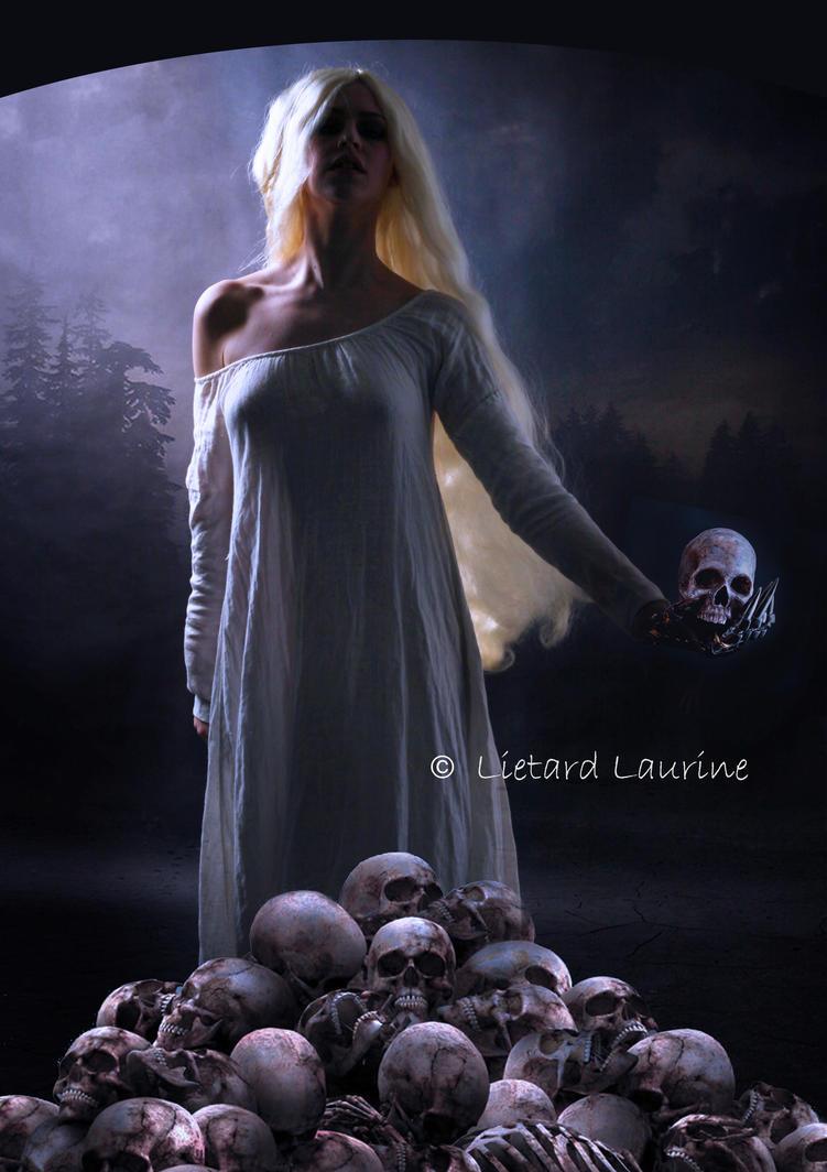 Necromancie by Valeendra