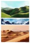 Landscape Studies 1