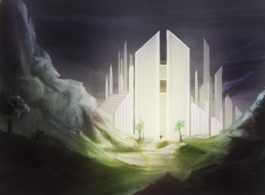 Jew Detector: Holy City Concept By Kovah On DeviantArt