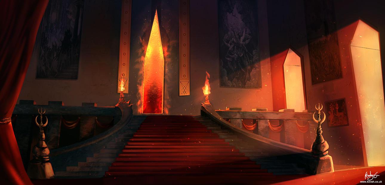 Pandemonium Palace by kovah