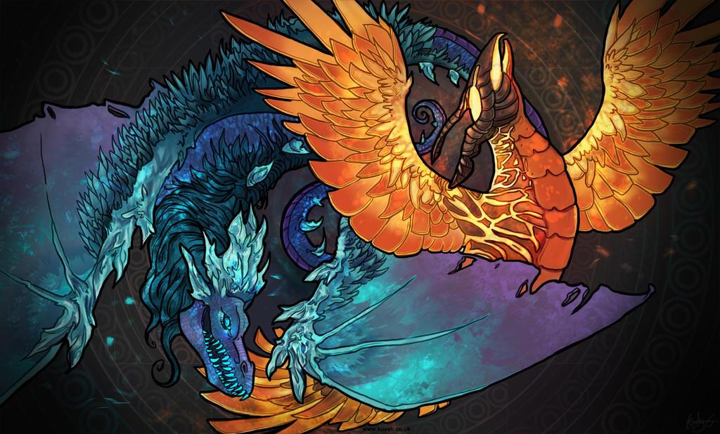 Phoenix Rising by kovah