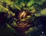 Winding Cavern