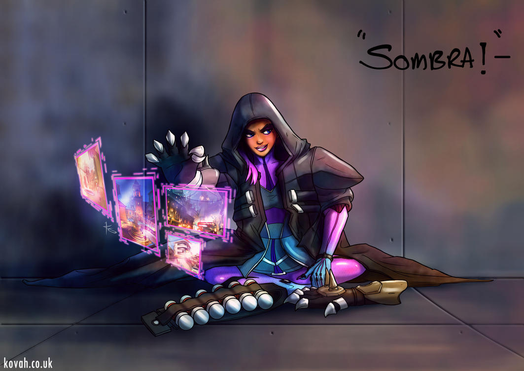 Sombra!! by kovah