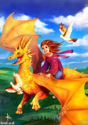 Flight of Fancy by kovah
