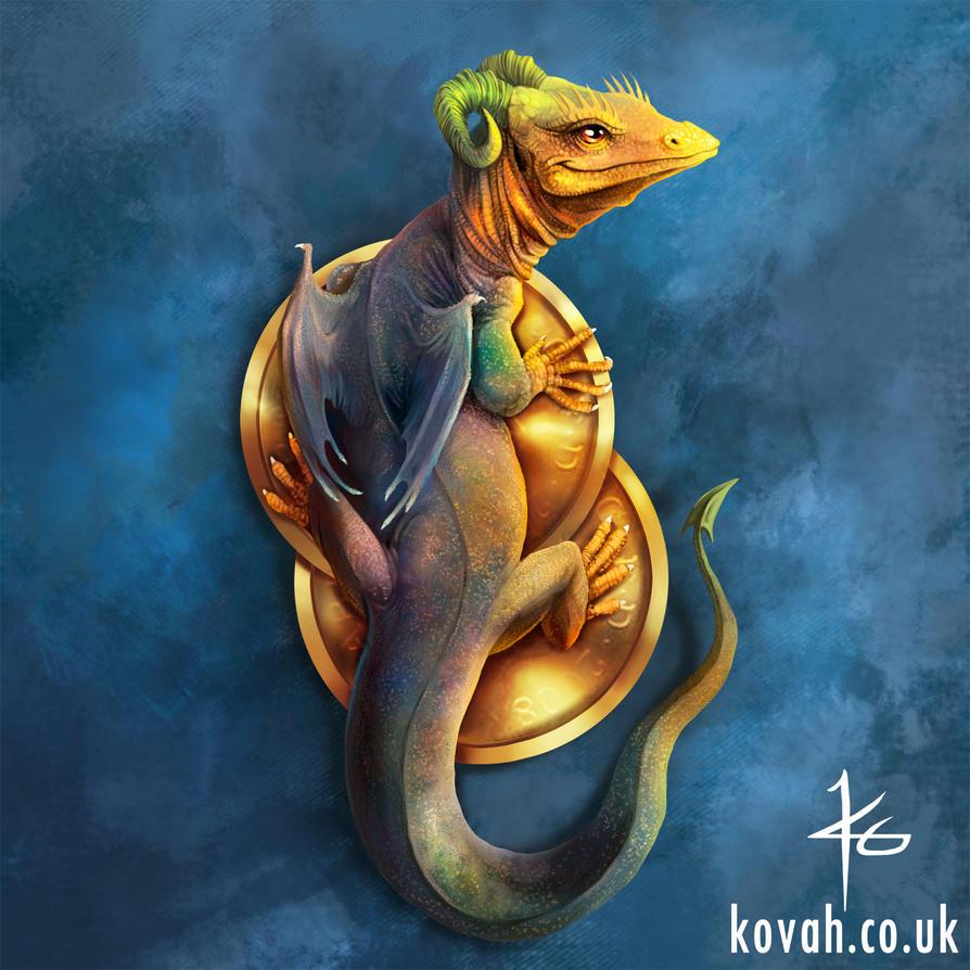 Little Dragon by kovah