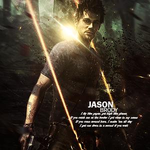 Jason Brody v2 by iPrince7