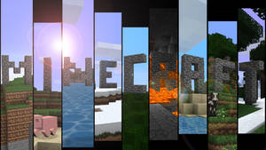 Minecraft wallpaper by JiPoJiP