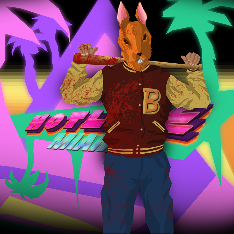 Hotline Miami by JiPoJiP
