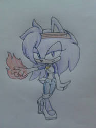 Beam the Hedgehog*request* by kittereno