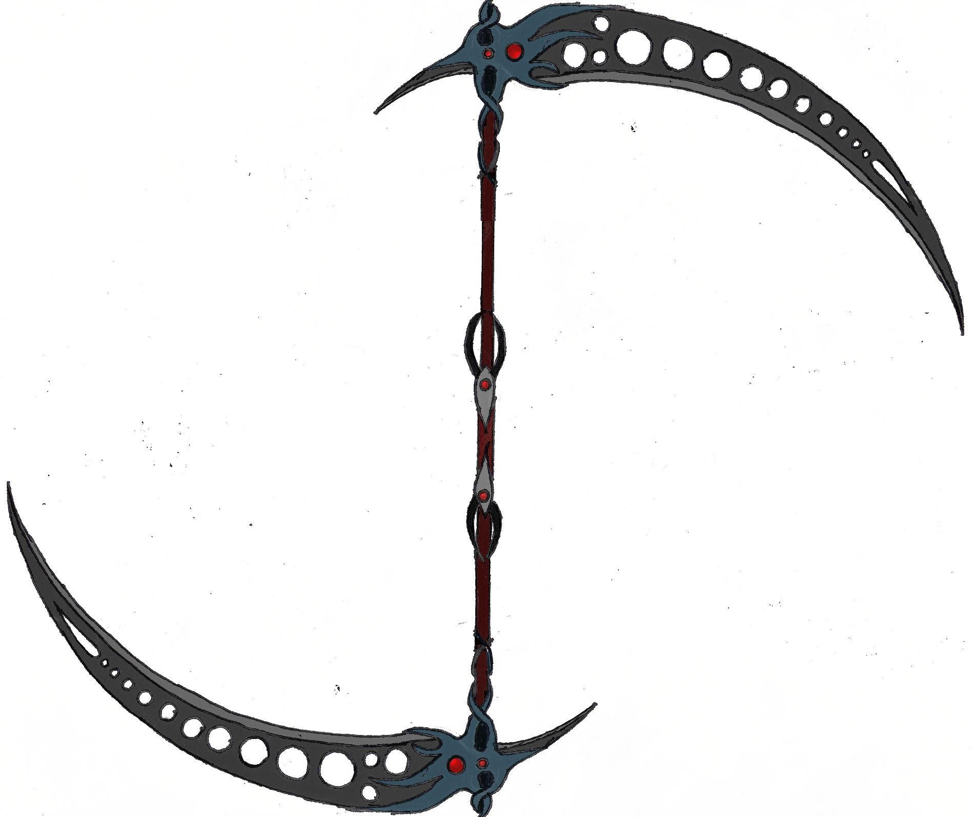 death weapon scythe - photo #12