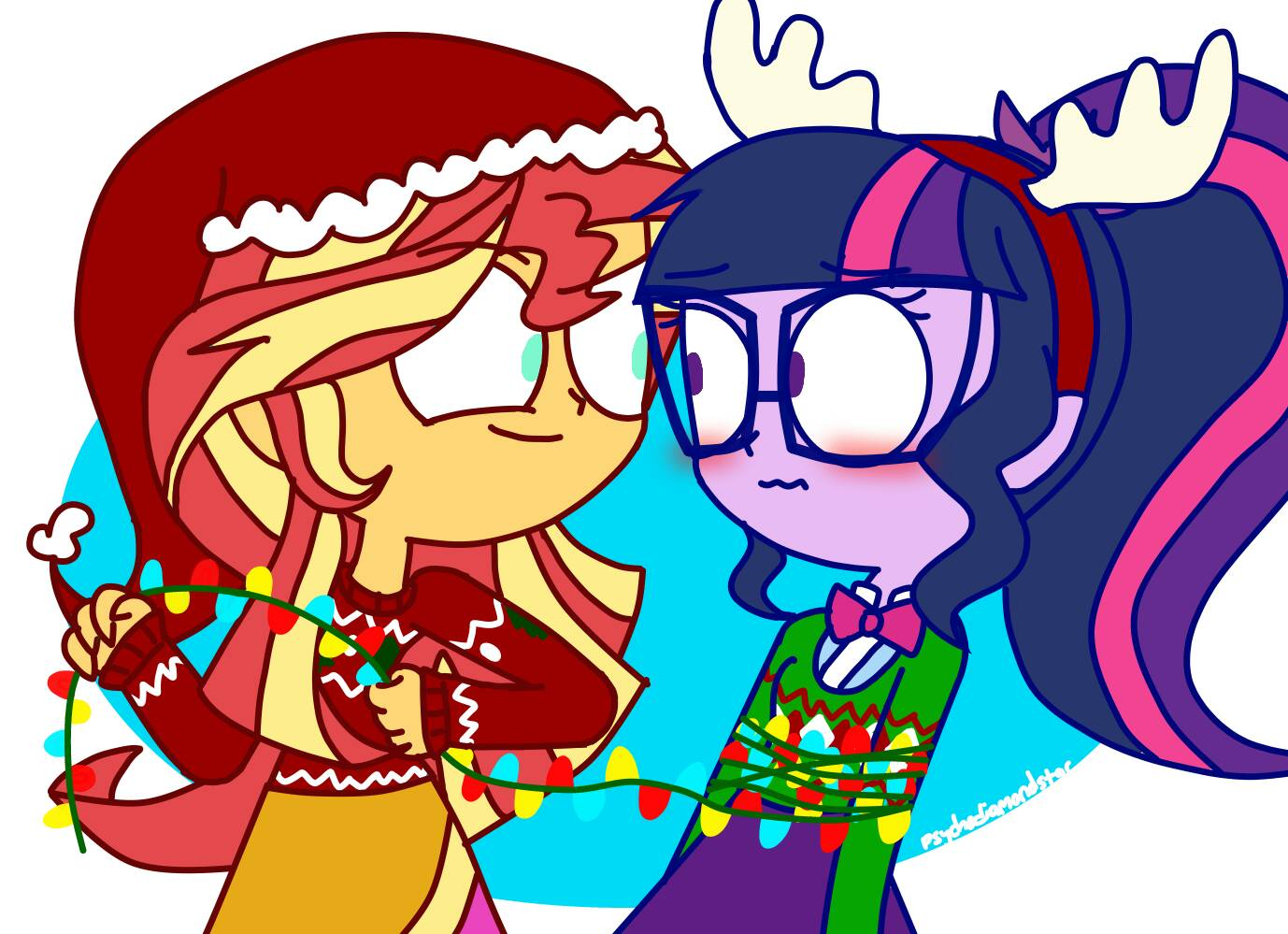 i_caught_a_twilight_for_christmas____by_