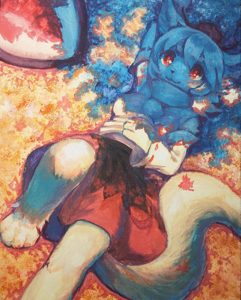 Awooo~ by AnimuMagic