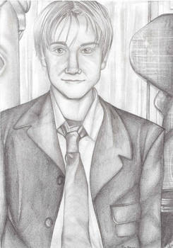 Tom Felton- Bday gift to Drea