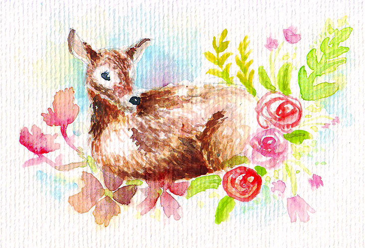 fawn by aaaaalima