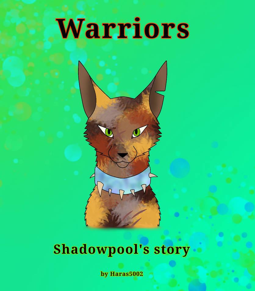 Shadowpool's story - comic cover