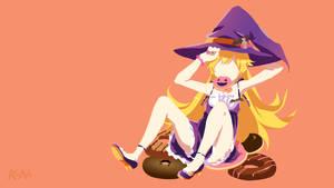 Shinobu Oshino - Monogatari Series (Halloween v.) by TheKorNk