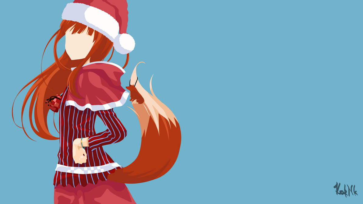 Holo - Spice and Wolf (Christmas Special) by TheKorNk