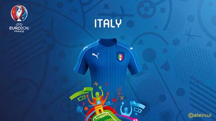 Italy Kits #EURO2016 by einwi