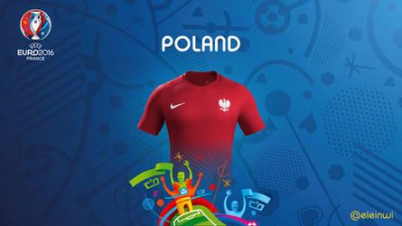 Poland Kits #EURO2016 by einwi