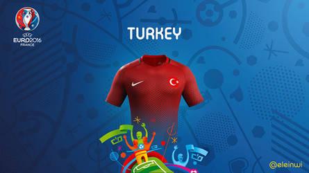 Turkey Kits #EURO2016 by einwi