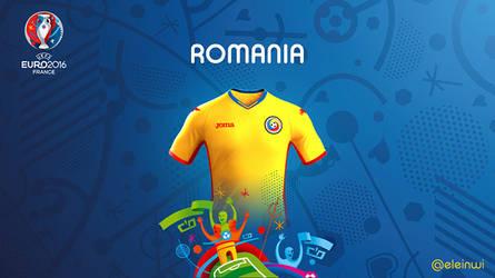 Romania Kits #EURO2016 by einwi