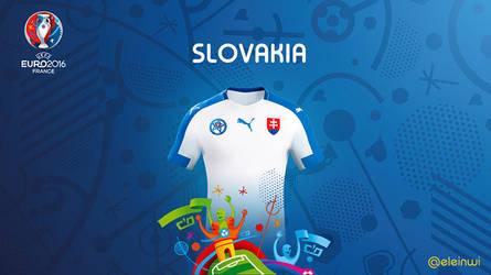 Slovakia Kits #EURO2016 by einwi