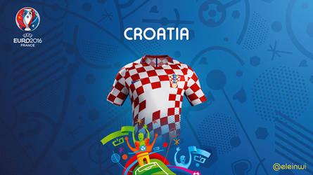 Coratia Kits #EURO2016 by einwi