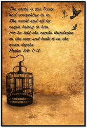 Psalm 24 by Iriesurfinchick