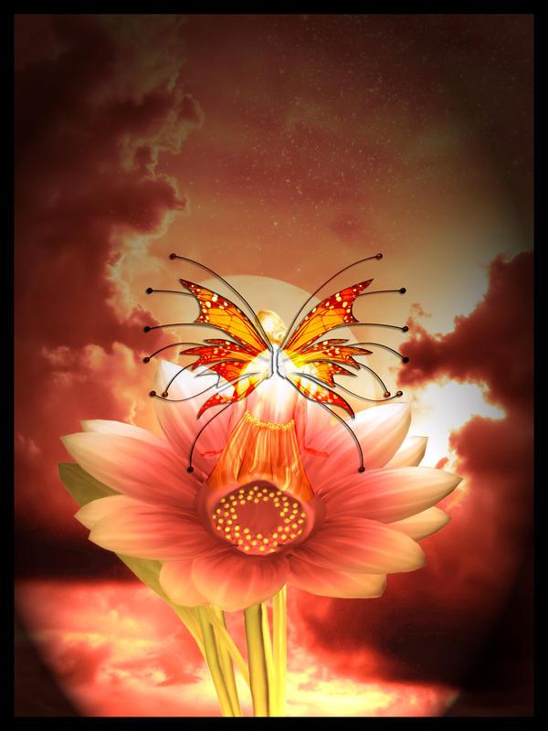 Mariposa Dream by Iriesurfinchick