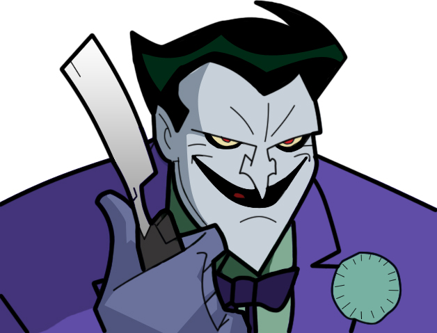 joker animated series gif