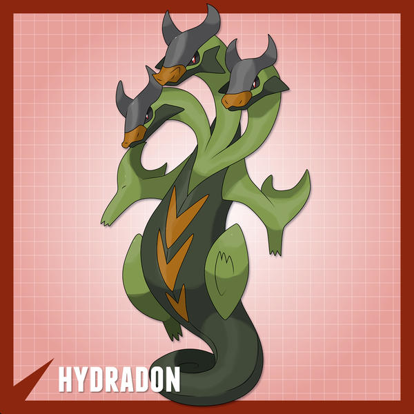 Hydradon by Daniel-DnA