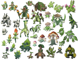 All Plants by Daniel-DnA