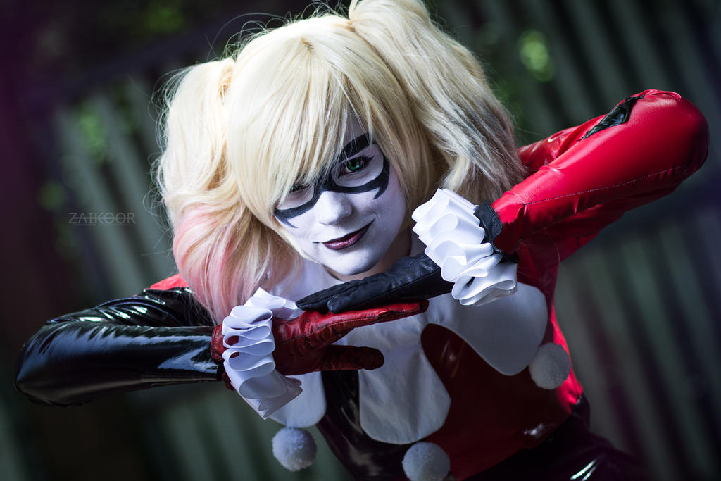 Harley Quinn, pleased to meetcha! by Fai89