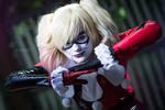 Harley Quinn, pleased to meetcha!