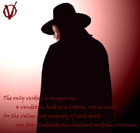 V for Vendetta by Avelais
